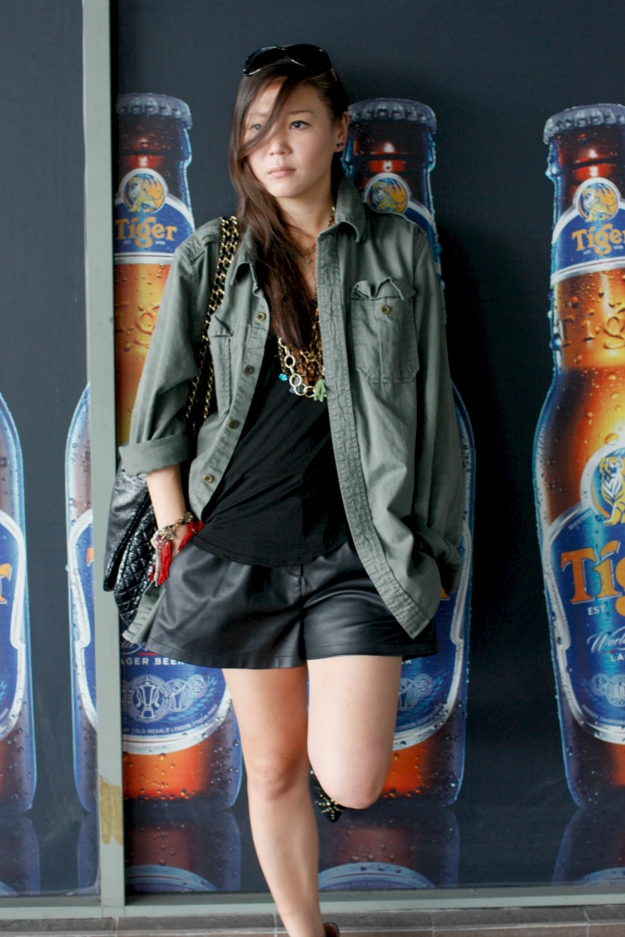 Groceries Apparel, Chanel, Boyfriends Jacket, Zara, Pepita, Erin Wasson x Low Luv, Tom Ford, Erin Wasson, Low Luv