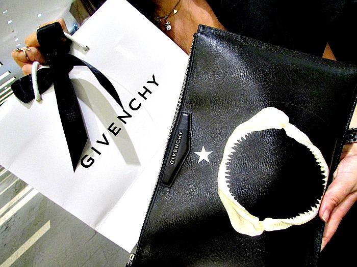 Givenchy, Givenchy Horn Earrings, theskimpelife.com