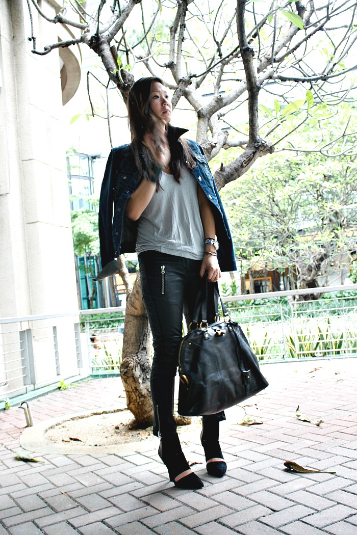 HM, True Religion, Givenchy YSL, Korean Blogger, Fashion Blogger, Chicago Blogger, Fashion, Stylist